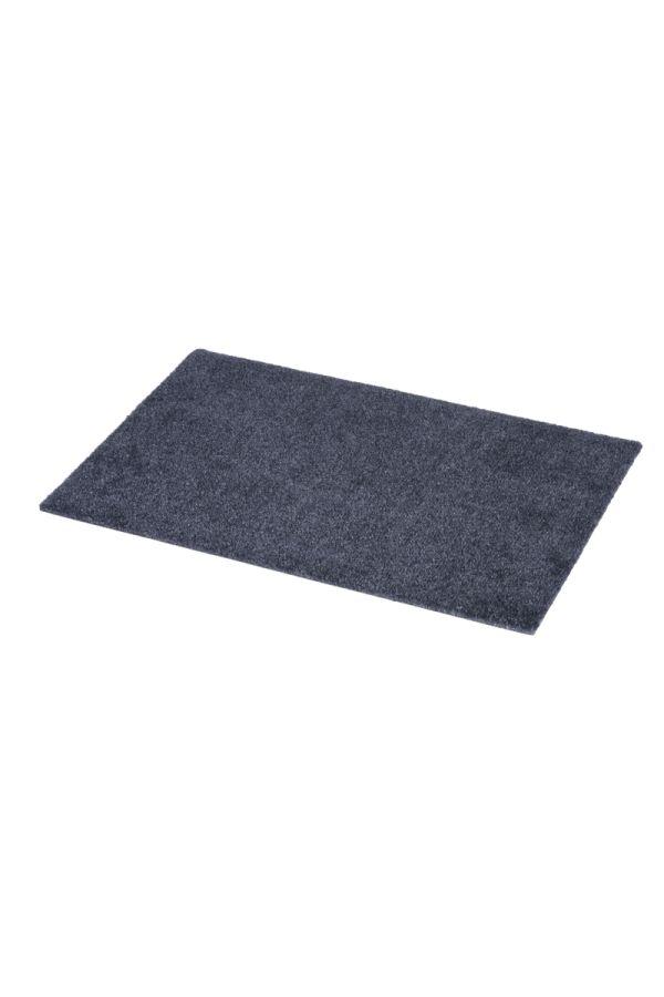 00589 polyamid 40x60 Unicolor Grey
