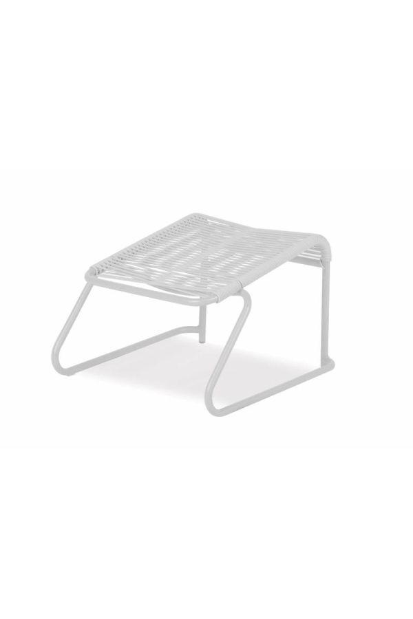 Lido Footrest 062 PVC BSBI Hvit