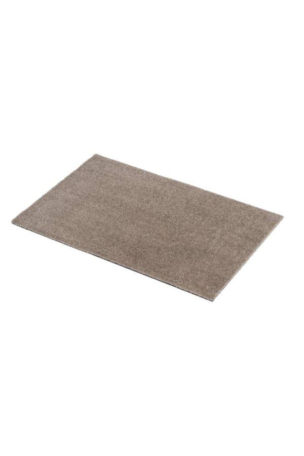 00587 polyamid 40x60 Unicolor Sand