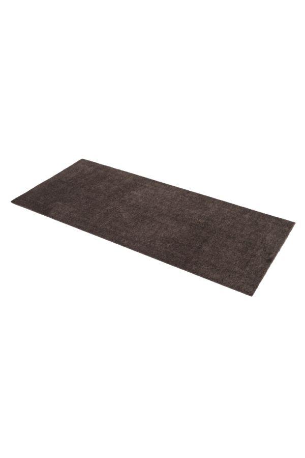 00617 polyamid 67x150 Unicolor Dark Brown
