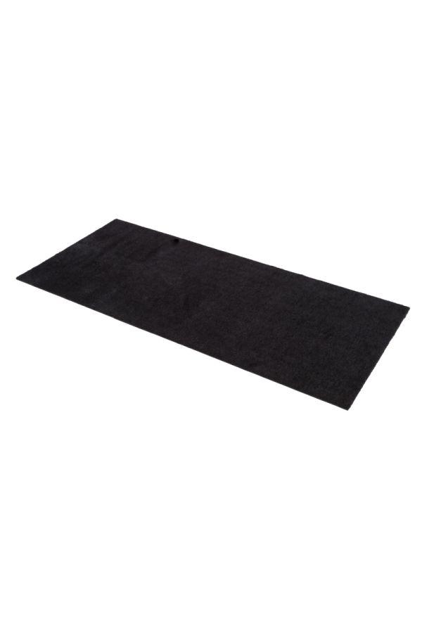 00601 polyamid 67x150 Unicolor Black