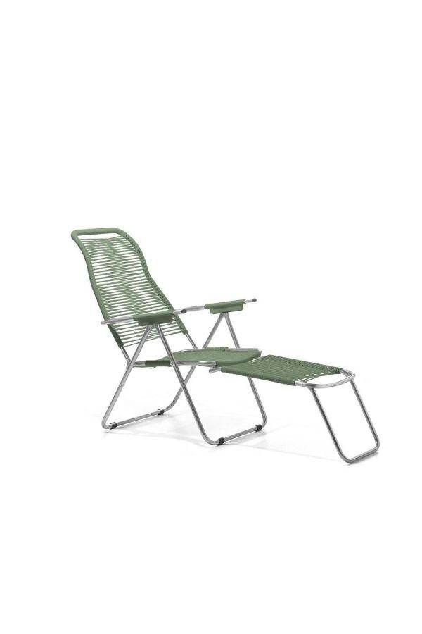Spagetti 084 SG. Farge: salvie grønn.