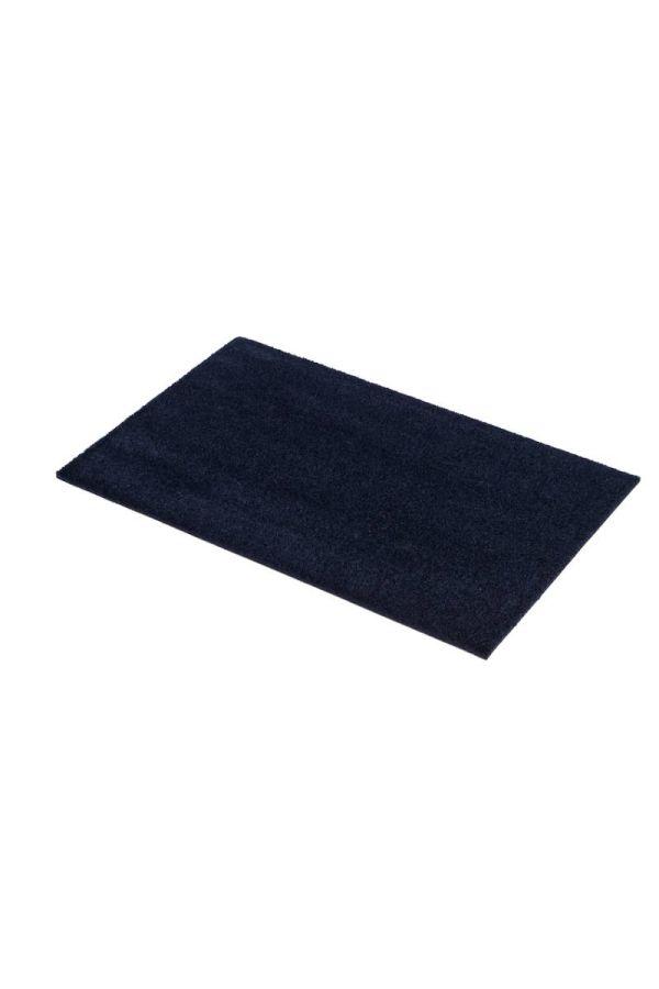 00648 polyamid 40x60 Unicolor Dark blue