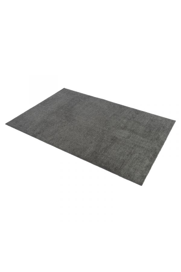 00703 polyamid 90x130 Unicolor Steelgrey