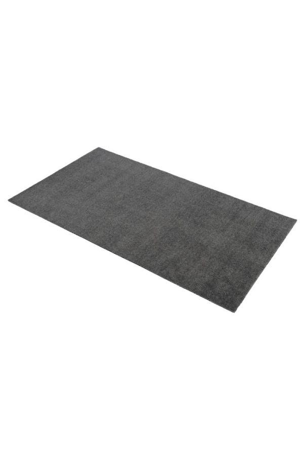 00702 polyamid 67x120 Unicolor Steelgrey