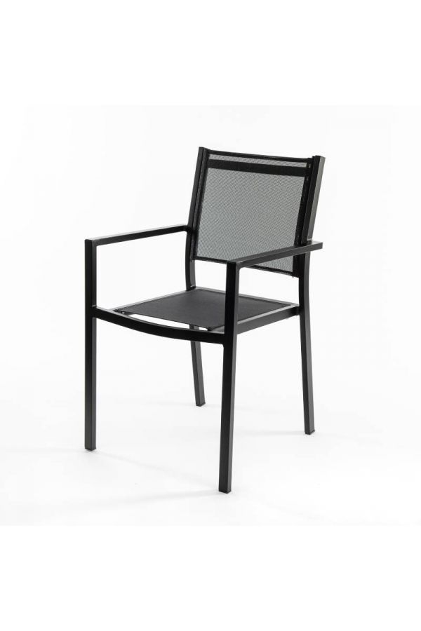Aria chair 840TX NENE Sort