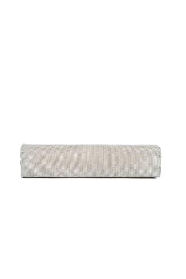 Neckroll 651TX BIGR - Amigo XL Mixed grå/hvit