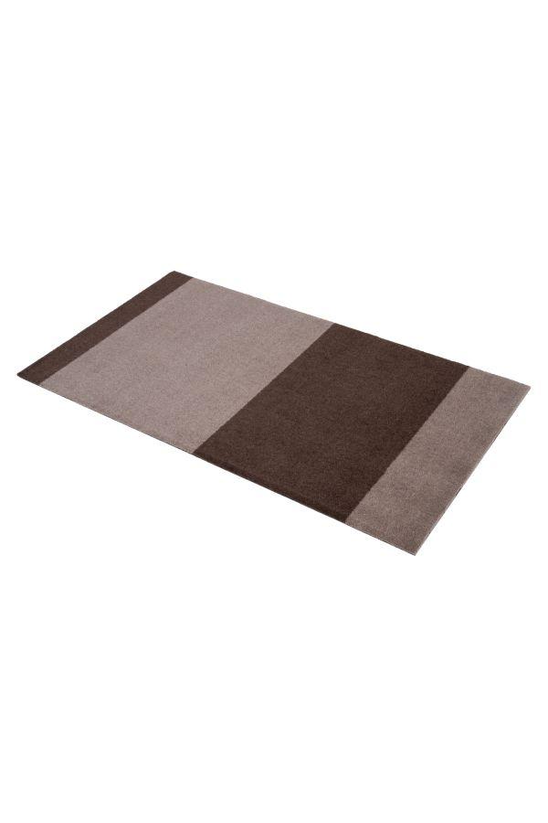 10002 polyamid 90x130 Stripes multi sand