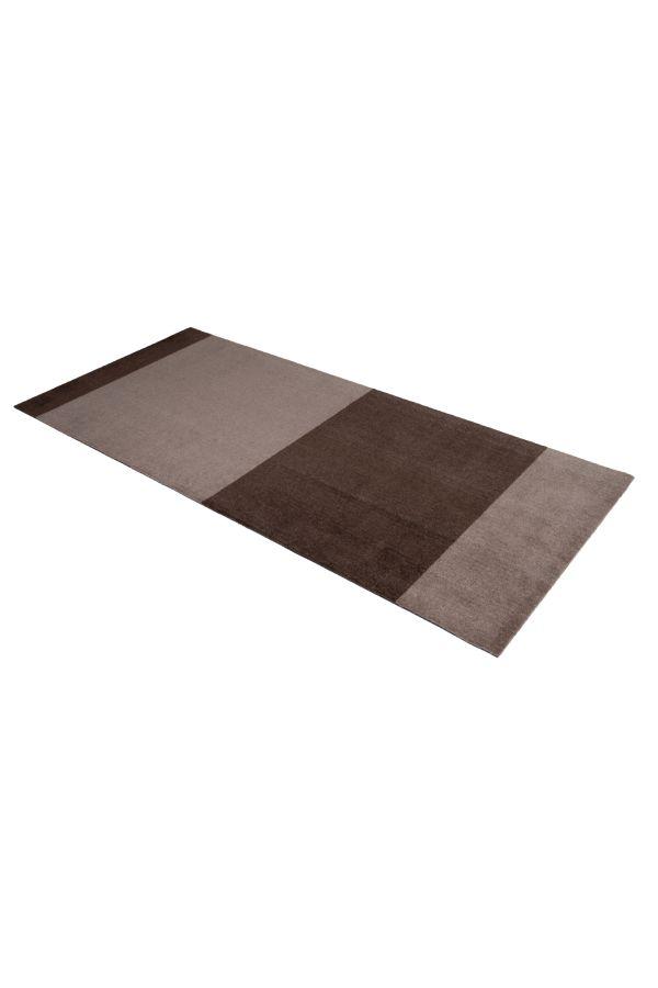 10003 polyamid 90x200 Stripes multi sand