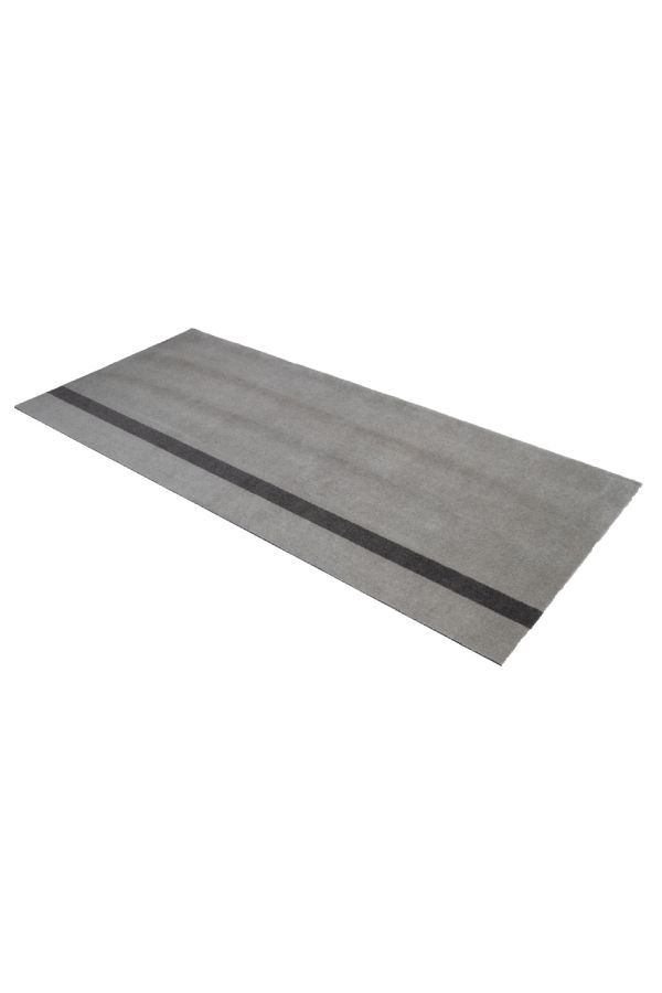 10027 polyamid 90x200 Stripe grå