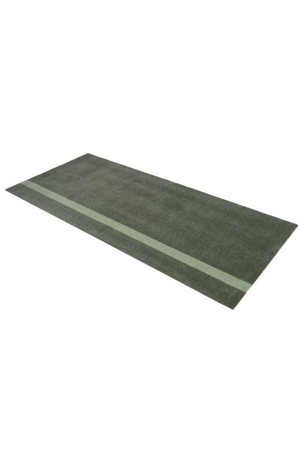 10030 polyamid 90x200 Stripe grønn
