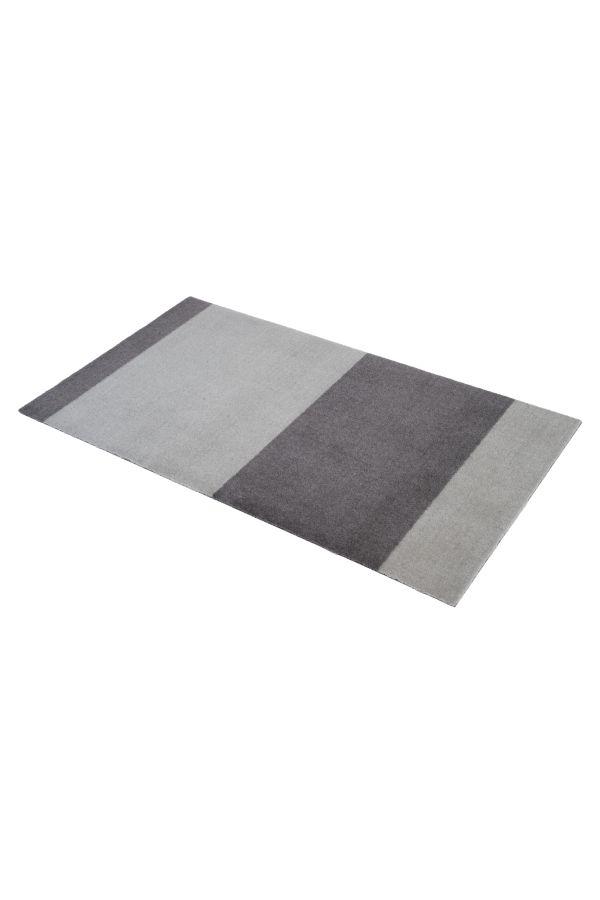 10005 polyamid 90x130 Stripes multi grå
