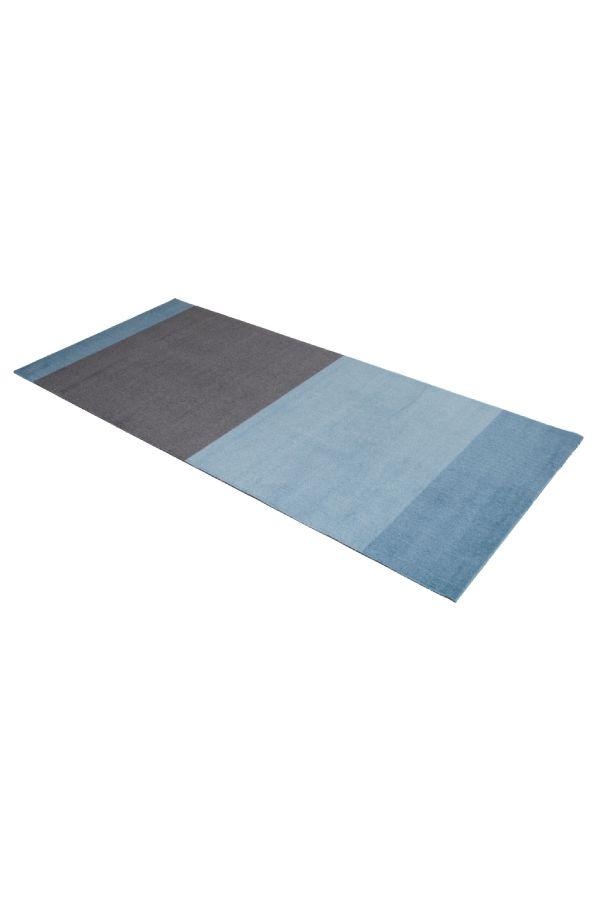 10024 polyamid 90x200 Stripes multi blå