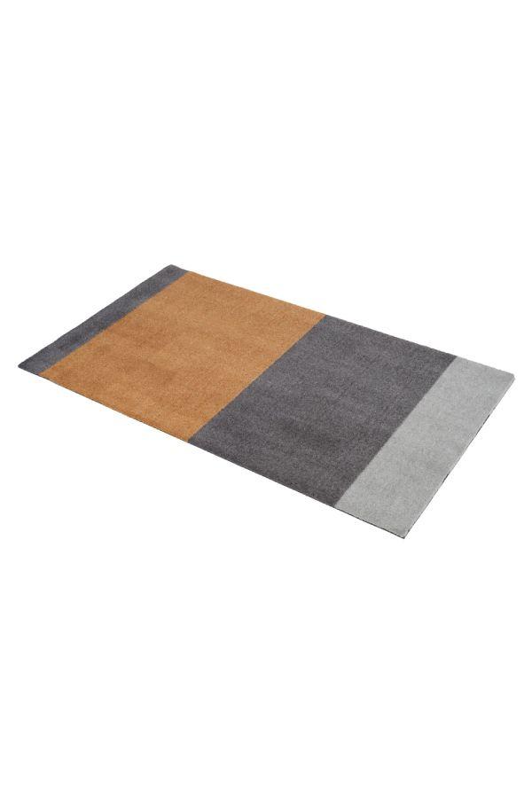 10010 polyamid 67x120 Stripes multi dijon