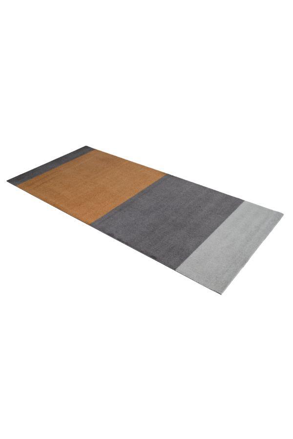 10012 polyamid 90x200 Stripes multi dijon